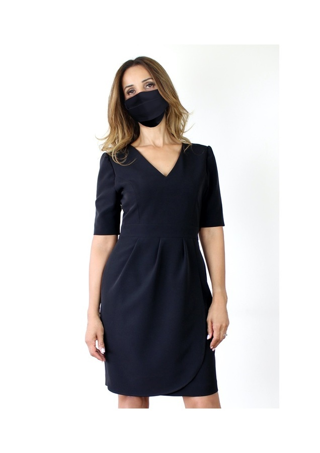 TEXTILE & WASHABLE MASKS, NON-POLLUTANT